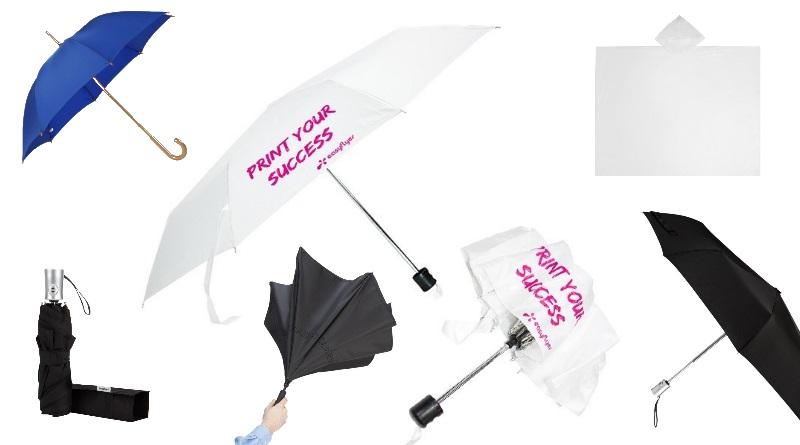 parapluies poncho personnalises