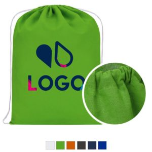 sac à dos coton publicitaire personnalisé