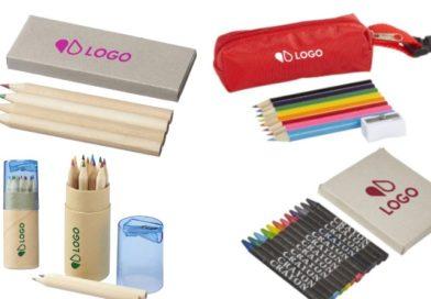 Choisissez la boîte de crayons imprimée, le goodies plaisir