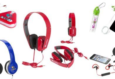 Restez branchés avec les écouteurs et le casque personnalisés