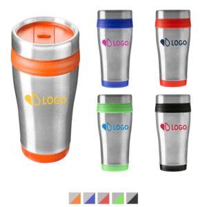 mug isotherme grave laser objet publicitaire