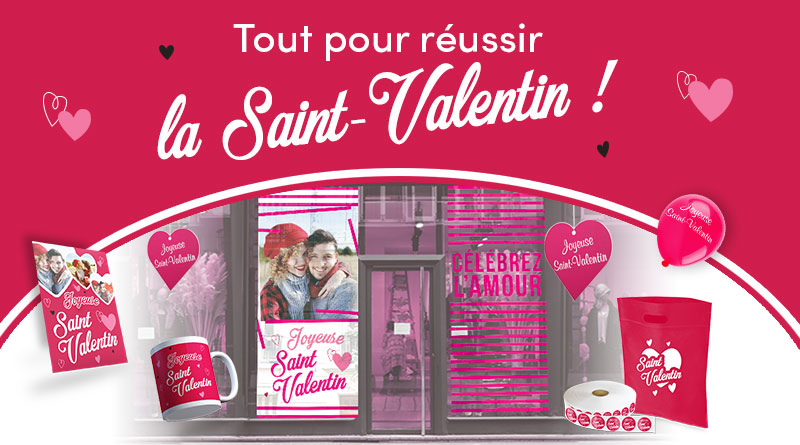 supports communication saint valentin