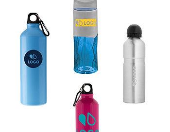 Optez pour une communication durable grâce aux bouteilles et gourdes