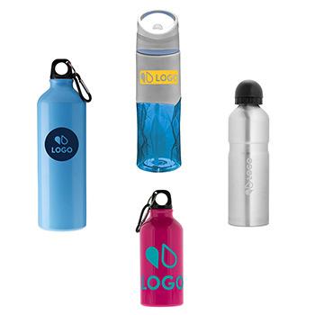 Gourdes et bouteilles réutilisables