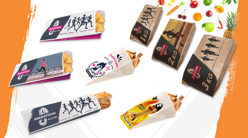 Packaging alimentaire personnalisable